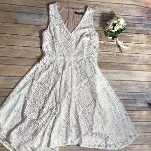 Ivanka Trump sleeveless dress
